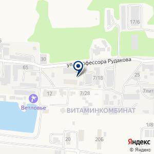 «Дары Кубани» на карте