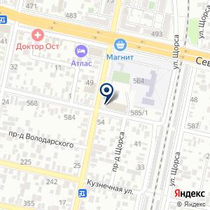 «ИнжГео» на карте