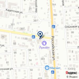 «ОРИКС» на карте