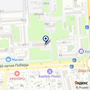 «Стройкомплектресурс» на карте