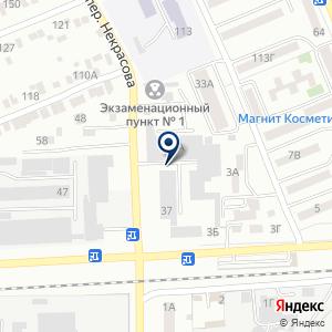 «Евромастер» на карте