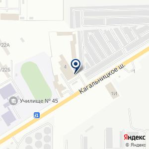«Донавтосервис» на карте
