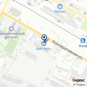 «FIT SERVICE» на карте