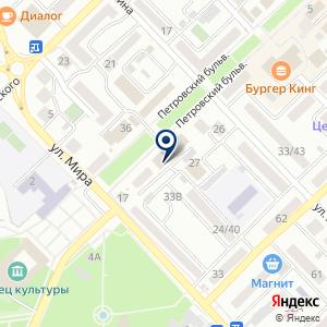 «Типография» на карте