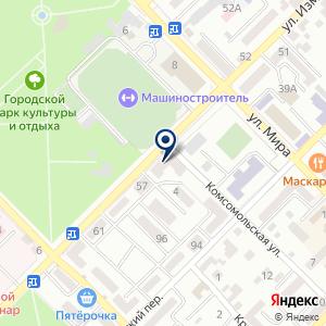«Метрогазсервис» на карте