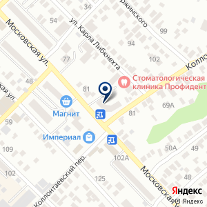 """«Магазн подарков """"Аленка""""» на карте"""