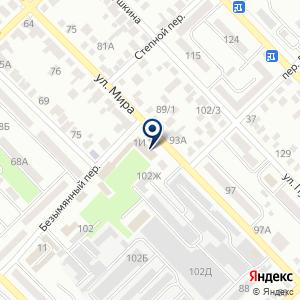 «АзовСтройМаш плюс» на карте