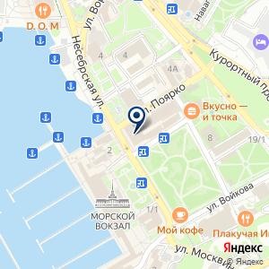 «Реал Инвест» на карте