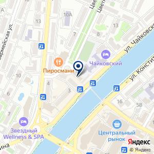 «Магазин молочных продуктов» на карте