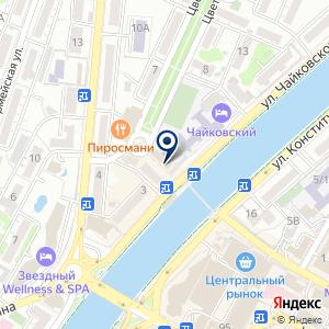 «Кроха» на карте