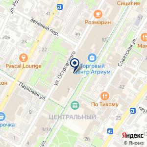 «Vapebox» на карте