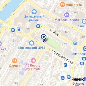 «Магазин табачных изделий» на карте