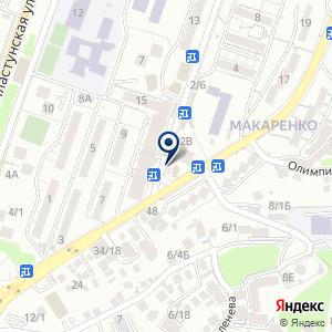 «Магазин молочной продукции» на карте