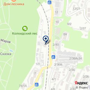 «Табак Холдинг» на карте