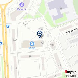 «Бухгалтерия Бизнеса» на карте
