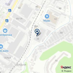 «Анрих» на карте