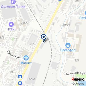 «ПРОФдеталь» на карте