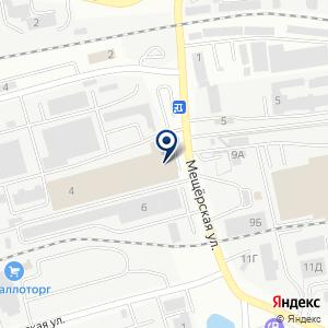 «Милино» на карте