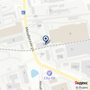 «АЛЬТАФОРСАЖ» на карте