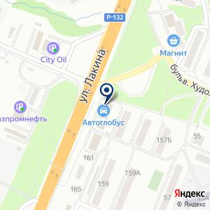 «ТЦ СТРОЙМИР XXI ВЕК» на карте
