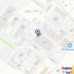 «Концепт-Сервис» на карте