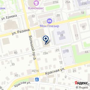 «АртСтройМонтаж» на карте