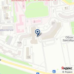 «Владимирский центр кадастровых работ» на карте