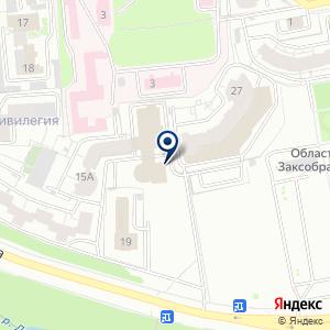 «Владимиртеплогаз» на карте