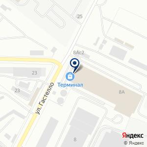 «СТ Пневматик» на карте