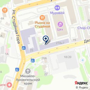 «Дикол» на карте