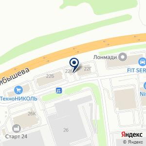 «Ремонт для дома» на карте