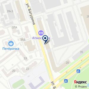 «Владимирские коммунальные системы» на карте