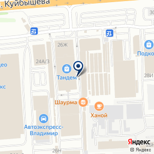 «Decor shop» на карте