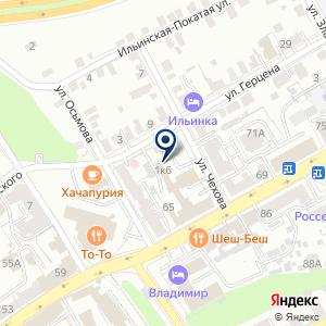 «ВладВторПром» на карте