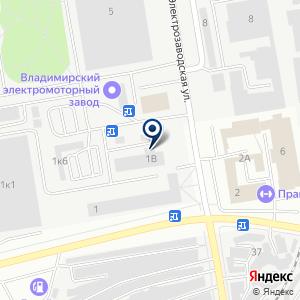 «ВладЭлектроРемонт» на карте