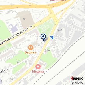 «КвадроКом» на карте