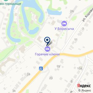 «HELIOPARK Suzdal» на карте