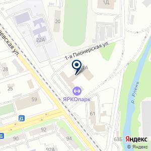 «БиБиКлиник  Владимир» на карте