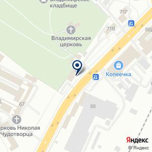 «АЛЬФАТОР ГРУПП» на карте