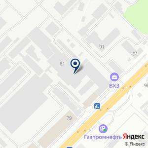 «Компания Пегас» на карте