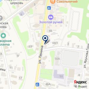 «Подворье купца Калинина» на карте
