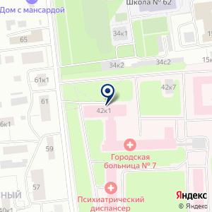 «СОГАЗ-Мед АО» на карте