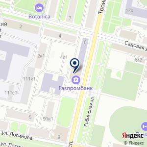 «РГС-Жизнь» на карте