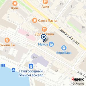 «Bitstop» на карте