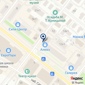 «Агентство-ТС» на карте