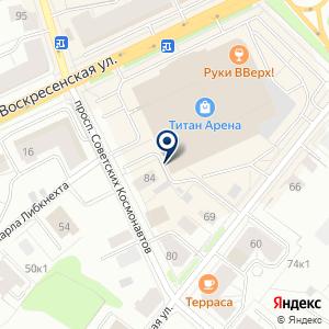 «ОСАГО Центр» на карте