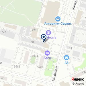 «Центр по ремонту автостекол» на карте