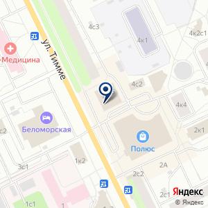 «Магнат Центр» на карте