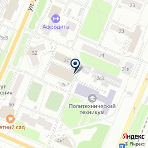 «Алекс» на карте