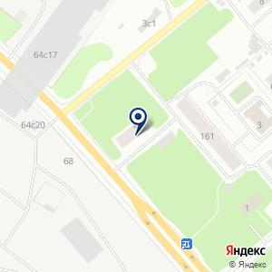 «АВТОСТАР компания по автострахованию» на карте